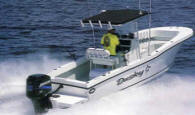 Boat rentals for fishing and diving in the Florida Keys - delivered to you by keysboat.com boat rentals