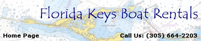 Key Largo Florida boat rentals from keysboat.com - delivered to your resort or vacation villa